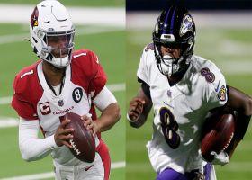 Murray vs. Jackson: Who is better dual-threat QB heading into '21?