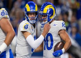 Kurt Warner's must-watch QB-WR duos in NFL right now