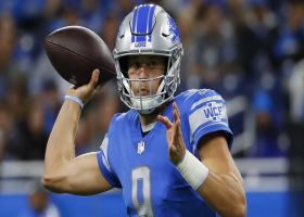 Brooks: We'll see 'the best version of Matthew Stafford' in 2020