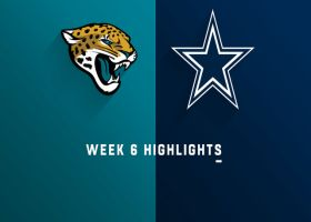 Jaguars vs. Cowboys highlights | Week 6
