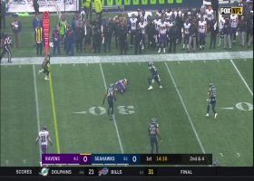 Ravens vs. Seahawks highlights | Week 7