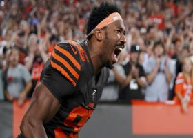 Garafolo: Myles Garrett's production could be 'scary' after new contract
