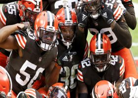 Mic'd Up: Best sounds from Browns' playoff-clinching win | Week 17