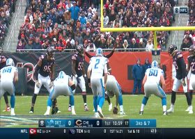 Jeff Driskel moves chains on 22-yard pass to Marvin Jones