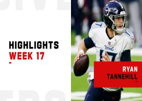 Ryan Tannehill's best plays from 3-TD game | Week 17