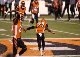 Bengals ICE win pressuring Big Ben into fourth-down overthrow