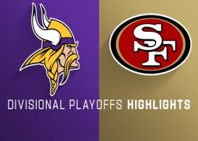 Vikings vs. 49ers highlights | Divisional Round