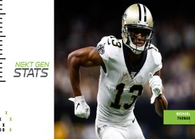 Breaking down Michael Thomas' record-breaking 2019 season