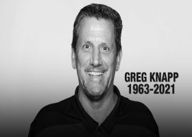 Coaches, former players remember the late Greg Knapp