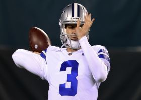 McCarthy: Garrett Gilbert, Cooper Rush to compete for QB1 role vs. Steelers