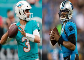 Rosen vs. Newton: Which QB will be on a new team first?