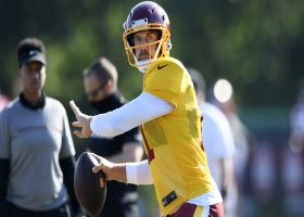 Pelissero: Washington intends to keep Alex Smith on 53-man roster for Week 1