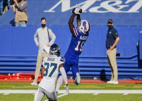 Kim Jones: Bills beat Seahawks 'at their own game' in Week 9