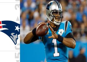 Is Patriots starting QB role Cam Newton's to lose?