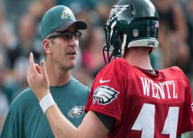 Dales: Reich, Wentz relationship to be 'totally collaborative'