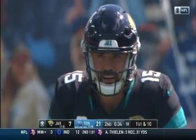 Cole World! Keelan Cole looks like MLB outfielder on tremendous grab