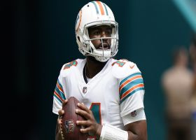 Wolfe: One area of Jacoby Brissett's game that must improve vs. Bucs