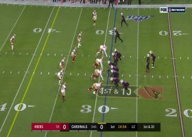 49ers vs. Cardinals highlights | Week 9