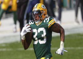 Fantasy Tracker: All 45.6 points for Aaron Jones in Week 2