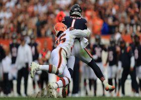 Myles Garrett set Browns' franchise record with sack No. 4.5