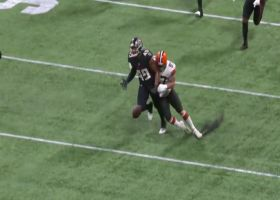 Jordan Franks' epic chase-down, strip helps Browns reclaim picked pass
