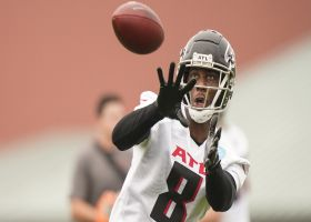 Wyche: Kyle Pitts has 'set a tone' in Falcons training camp