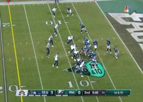 Josh McCown's gutsiest plays in relief for Eagles | NFC Wild Card
