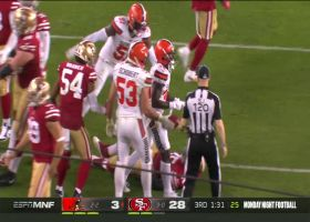 Browns' special teams comes up with critical FG block