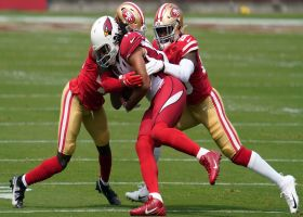 Silver spotlights Larry Fitzgerald's game-changing moment vs. 49ers