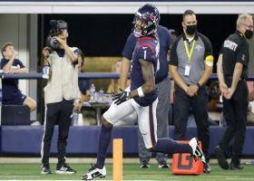 Can't-Miss Play: Lonnie Johnson Jr. is a blur on 53-YARD pick-six