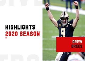Every Drew Brees touchdown pass | 2020 season