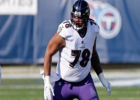 Rapoport: Orlando Brown Jr. requests trade from Ravens