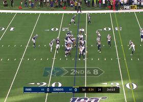 Ezekiel Elliott's best plays from 2-TD game | Week 15