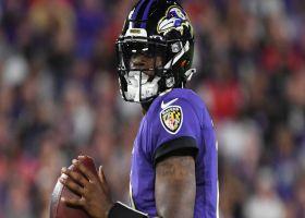Warner: Ravens offense 'built for the regular season;' jury's still out on postseason