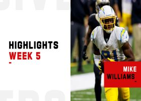 Mike Williams' game-changing plays on 'MNF' | Week 5