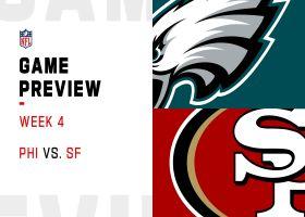 Eagles vs. 49ers preview | Week 4