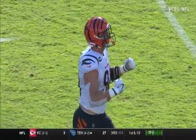 Sam Hubbard nets Bengals' fifth sack of the day