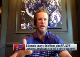 Eric Wood: Josh Allen taking 'Russell Wilson approach' entering '20