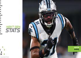 Next Gen Stats: Panthers top 3 plays | Week 2