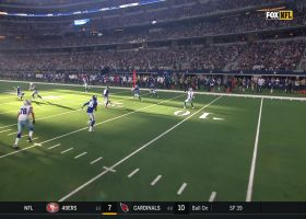 Cowboys dial up double-pass trick play with Ced Wilson, Noah Brown
