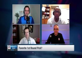 Bucky Brooks reveals his favorite pick of Round 1
