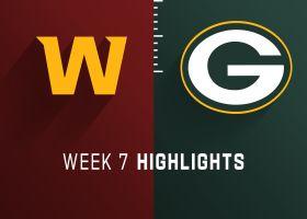 Washington vs. Packers highlights | Week 7