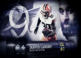 'Top 100 Players of 2021': Jarvis Landry | No. 94