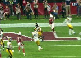 T.J. Watt jumps Murray's pass for crucial INT