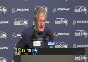 Pete Carroll: 'If we didn't have Russell (Wilson), I probably wouldn't have been here a long time'