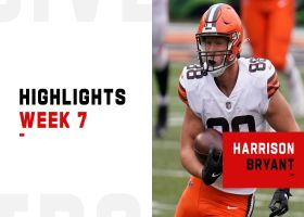 Every Harrison Bryant catch from 2-TD game | Week 7