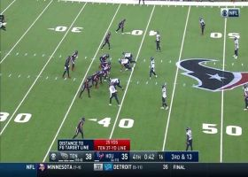 Deshaun Watson connects with Keke Coutee for clutch 29-yard gain