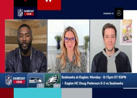 Seahawks-Eagles score predictions in Week 12   'GameDay View'