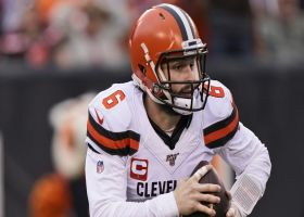 Hall: Mayfield has to 'prove' he's the long-term QB for Browns