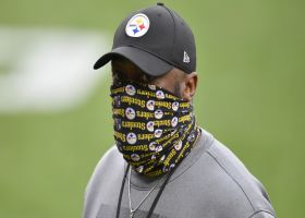 Rapoport: Mike Tomlin diagnosed with COVID-19